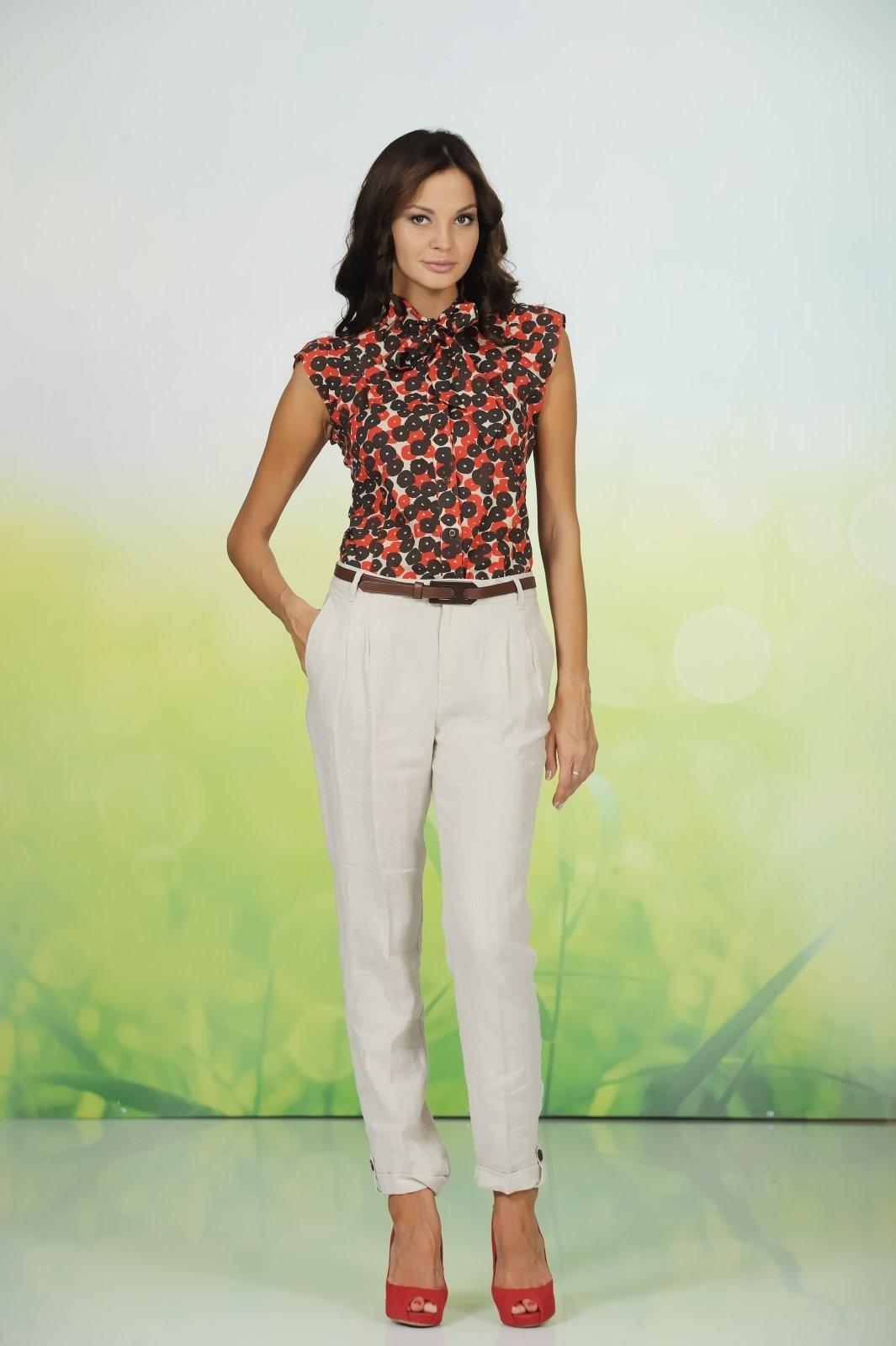 Короткие Блузки Фото